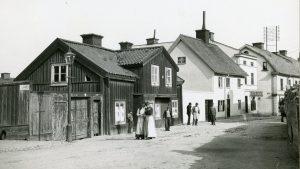Tullstugan vid Västertull